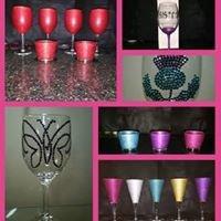 Glass Art Designs