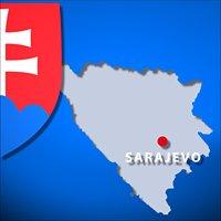 Veľvyslanectvo SR / Ambasada Slovačke / Sarajevo
