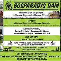 Bosparadys Dam