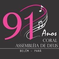 Coral da Assembleia de Deus em Belém-PA