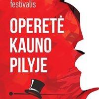 "Operetta.lt Festivalis ""Operetė Kauno pilyje"". Operetta at Kaunas Castle"