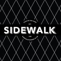 Café Sidewalk