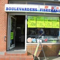 Boulevardens Fiskehandel