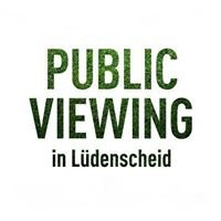 Public Viewing Lüdenscheid