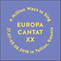 Europa Cantat XX Tallinn 2018