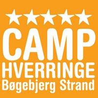 Camp Hverringe, Bøgebjerg Strand