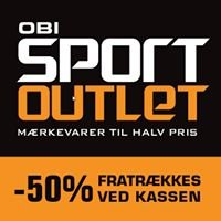 Outlet Sport Rosengårdcentret