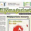 Miljömagasinet - Alternativet i svensk press