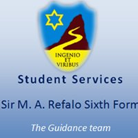 Student Services - Sir M. A. Refalo Sixth Form, The Guidance Team