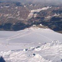 Plateau Rosà Cervinia 3500m