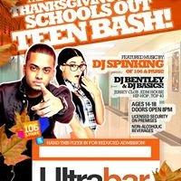 """Ultrabar """"Teen Night"""" Events"""