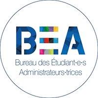 BEA - Bureau des Étudiant·e·s Administrateurs·trices
