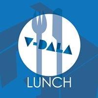 Lunch på V-Dala