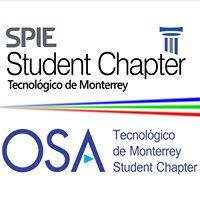 Tec de Monterrey, SPIE & OSA Student Chapters