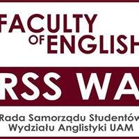 Rada Samorządu Studentów Wydziału Anglistyki