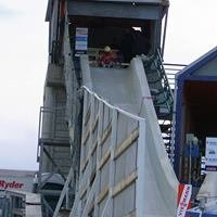 Canada Olympic Park bobsleigh, luge, and skeleton track