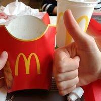 McDonalds, Riga, Latvia