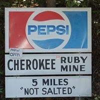 Cherokee Ruby and Sapphire Mine