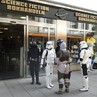 Science Fiction Bokhandeln