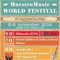Maestro Music World Festival