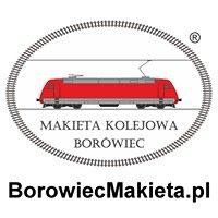 Makieta Borówiec