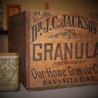 Dansville Area Historical Society, Dansville, New York -  Livingston Co.