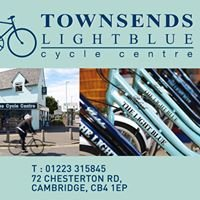 Townsends Light Blue Cycle Centre
