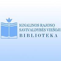 Ignalinos rajono savivaldybės viešoji biblioteka