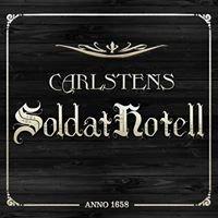 Carlstens fästning soldathotellet