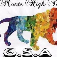 El Monte High School GSA