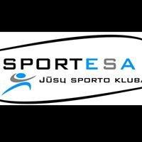 """Sporto klubas """"Sportesa"""""""