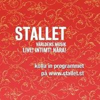 Stallet - Världens Musik