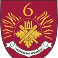 Krašto apsaugos savanorių pajėgų Prisikėlimo apygardos 6 - oji rinktinė