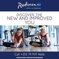 Health Club at the Radisson Blu, Letterkenny