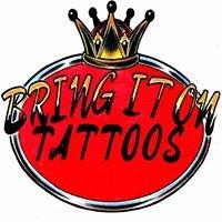 Bring it on tattoos