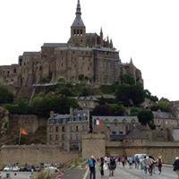 Abbaye Du Mont St. Michel