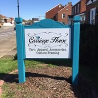 Carriage House Custom Framing, Yarn, Apparel, & Accessories