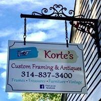 Korte's Custom Framing & Antiques