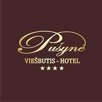 Viešbutis Pušynė