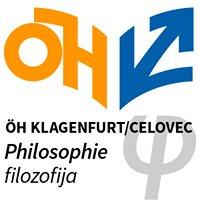 ÖH Klagenfurt/Celovec Philosophie