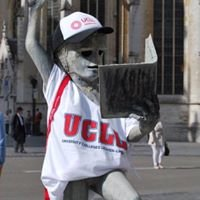 UCLL-student in Leuven