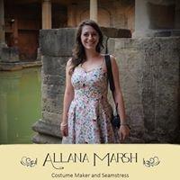 Allana Marsh Costume Maker & Seamstress