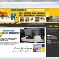 Bauunternehmen Dettelbacher Hannes
