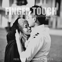 Finger touch photography
