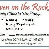 Heaven On The Rocks - Beauty Clinic Durban