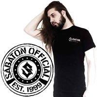 Sabaton merchandise