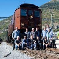SBB Historic Team Winterthur