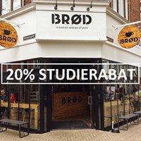 BRØD - Danish Bread Studio Odense