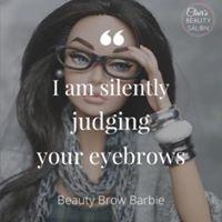 Beauty Brow Barbie
