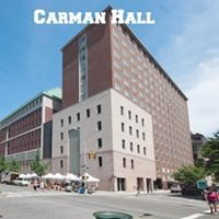 Carman Hall, Columbia University Undergraduate Student Life
